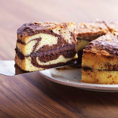 Nutella Marble Pound Cake | Yummy Food... | Pinterest