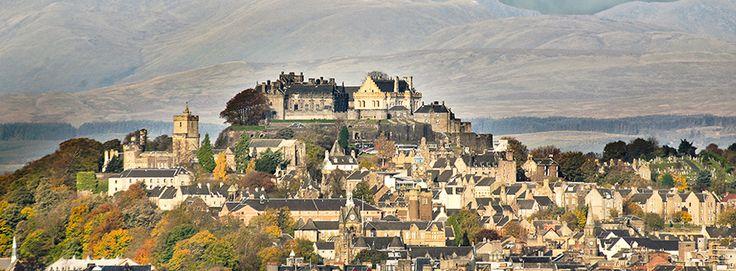 Stirling United Kingdom  city photos gallery : Stirling, United Kingdom | Travel : Amazing Places | Pinterest