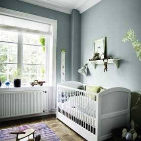 babykamer grijs, wit, lime  Babykamer  Pinterest