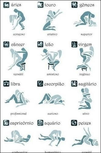 Zodiac Sign Sex Positions 12