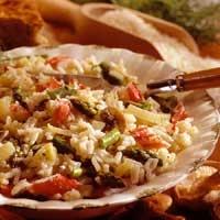 Crab and Fennel Risotto | Recipe