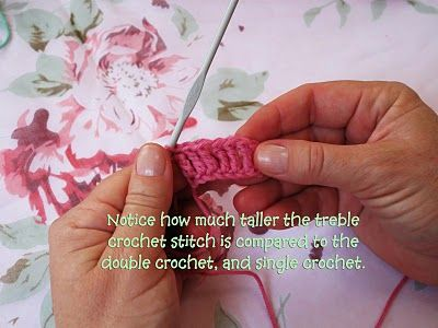 American Half-Treble Crochet Stitch (htr)