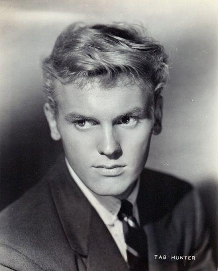 Tab Hunter | Classic Stars | Pinterest Tab Hunter Roddy Mcdowall
