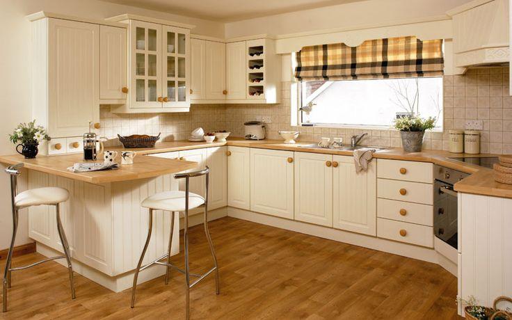 buttermilk kitchen cabinets  Dream Kitchen  Pinterest