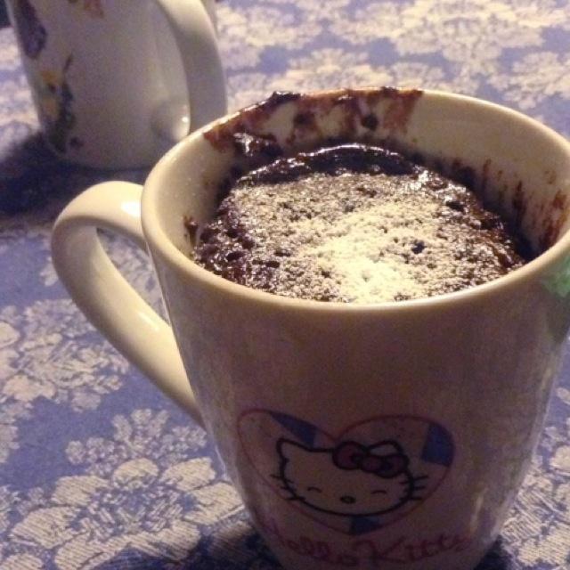 Microwave cupcake | Foodporn | Pinterest