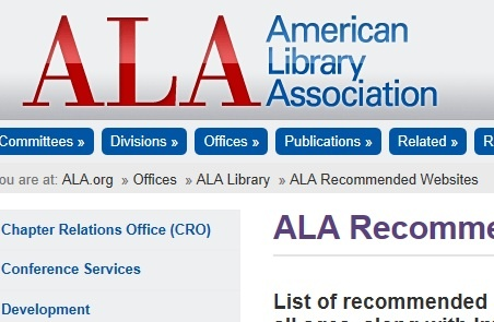 offices library alarecommends recommendedwebsites