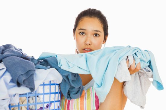 The Hidden Hazards in your Laundry Basket
