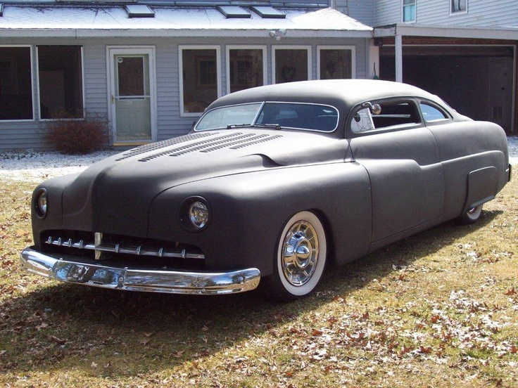1951 Mercury Coupe Convertible For Sale In San Bernardino