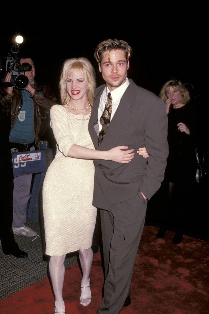 Brad Pitt and Juliette Lewis - The Cut | couples | Pinterest
