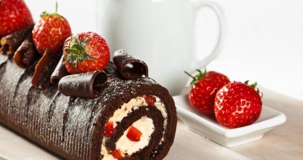 Chocolate-Mint Icebox Cake Recipe | Home & Garden Ideas