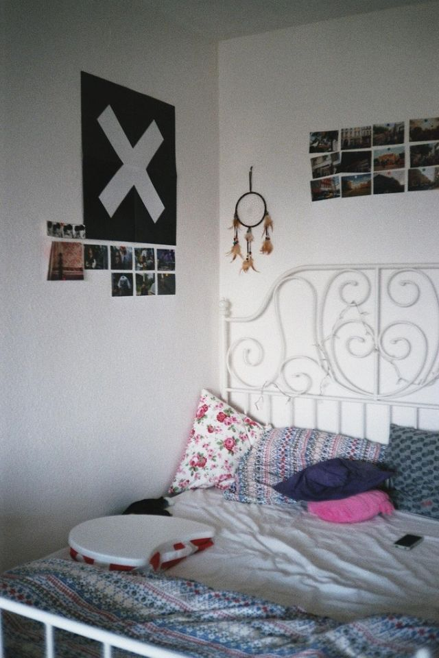 Indie Tumblr Bedroom Room Ideas Pinterest