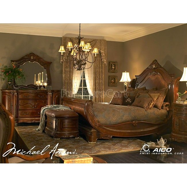cortina sleigh bedroom set rooms galore pinterest