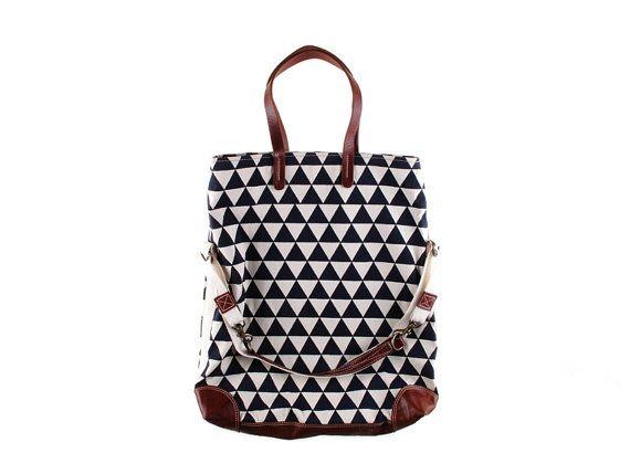 missibaba workhorse bag in dark navy