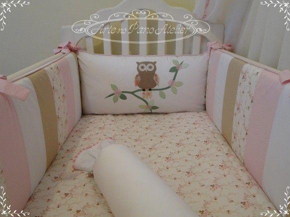 Kit Berço para decorar quarto de bebê53