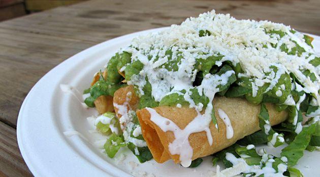 Pin by alex mata on las delicias de m xico pinterest - Tacos mexicanos de pollo ...