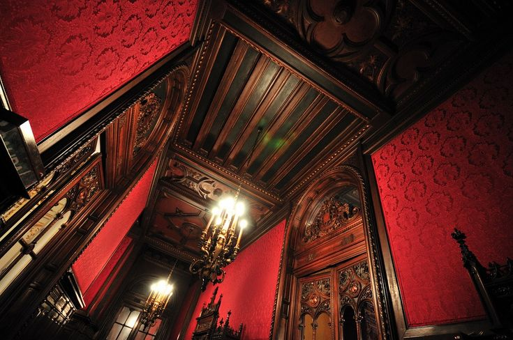 Gothic And Victorian Interior Design Victorian Interior Gothic