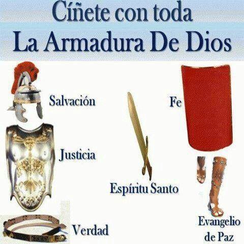 Similiar Que ES Armadura De Dios Keywords