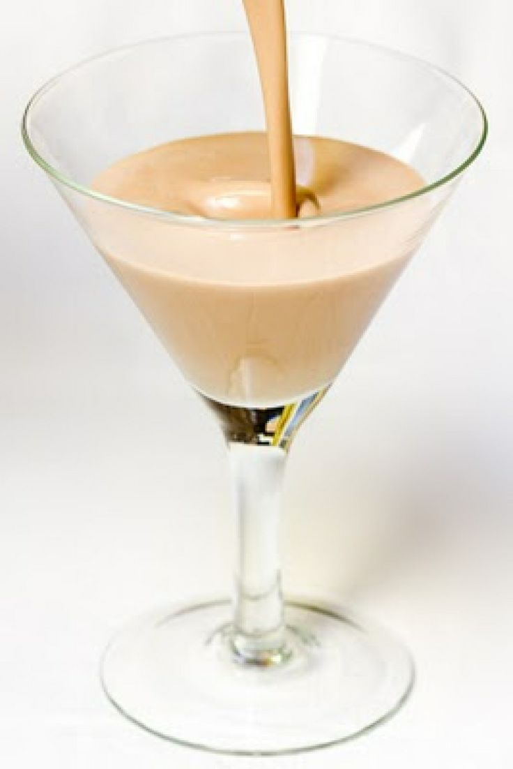 Homemade Baileys Irish Cream Recipe | Delish | Pinterest