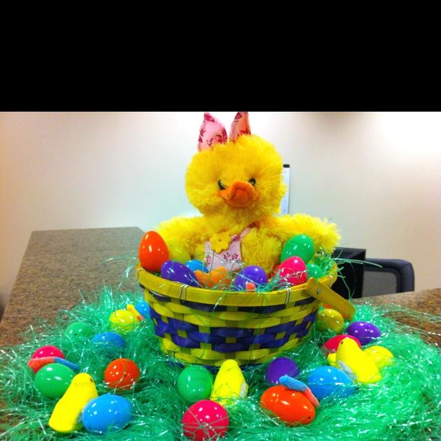 Easter office decorations decor ideas pinterest