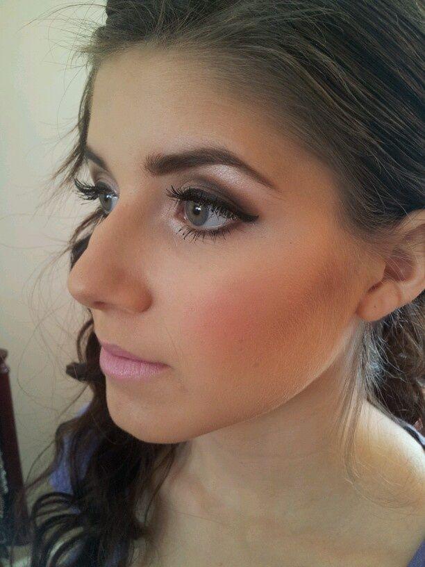 Prom makeup | Beautiful thing | Pinterest