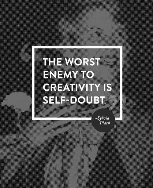 10 Blogs Every Interior Design Fan Should Follow: Self Doubt Quotes Inspirational. QuotesGram