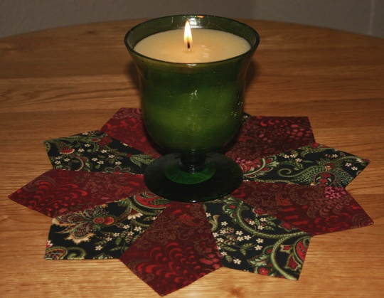 Free Patterns For Quilted Candle Mats : Pin by deedeejo on Quilts & Sewing Pinterest