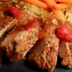Slow Cooker Teriyaki Pork Tenderloin Allrecipes.com #Myplate # ...