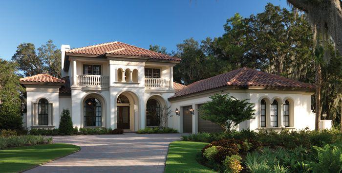 Florida Luxury Custom Home Design New House Ideas