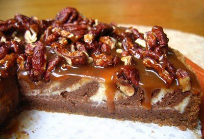 Mexican Chocolate Turtle Cheesecake | Food and Recipes | Pinterest