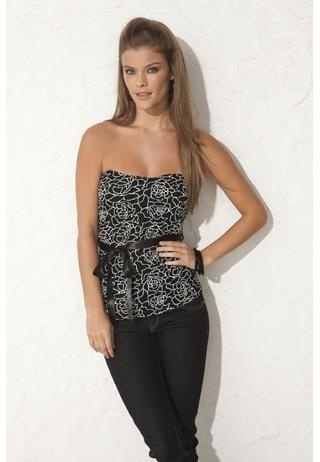 Floral Lace Tube Top  http://www.bodyc.com/products/floral-lace-tube-top/?F_All=Y