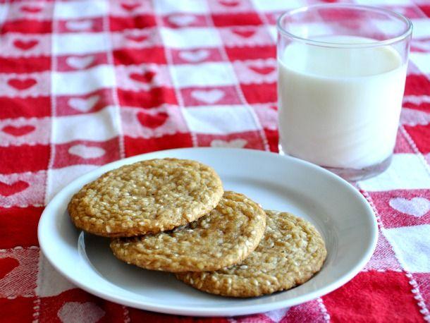 Benne Wafers   Recipe