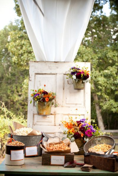 Rustic/Country wedding idea | Rustic/Country Wedding Ideas | Pinterest