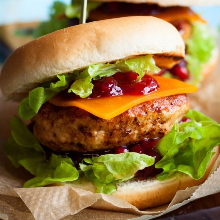 ... to beef burgers.. Turkey Burgers Recipe from Grandmothers Kitchen