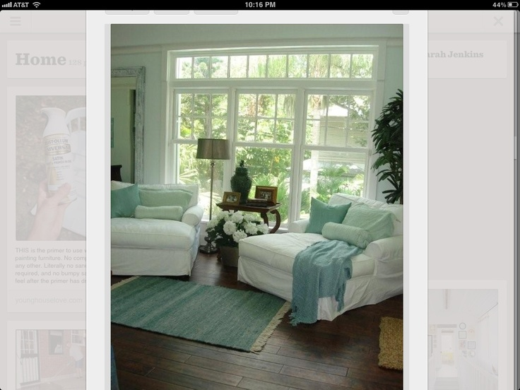 Living Room French Doors Decorating