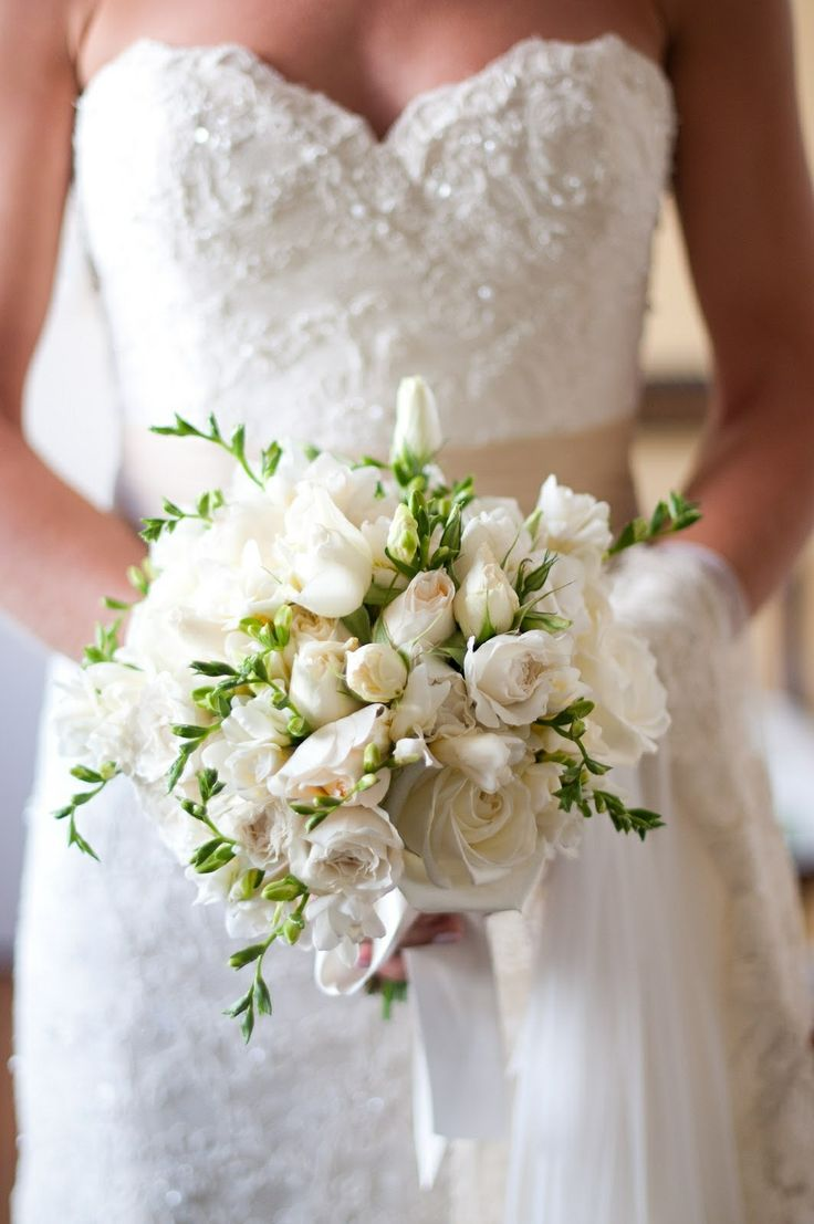 Wedding Bouquets With Lisianthus : Lisianthus rose wedding bouquet flowers