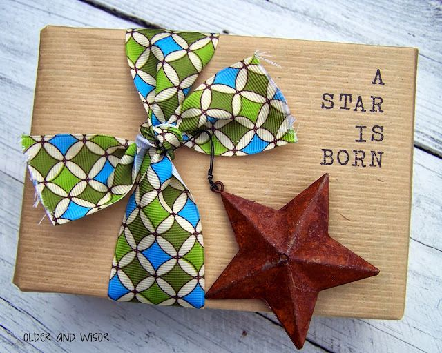 Baby Gift Wrapping Ideas Pinterest : Baby shower gift wrapping ideas
