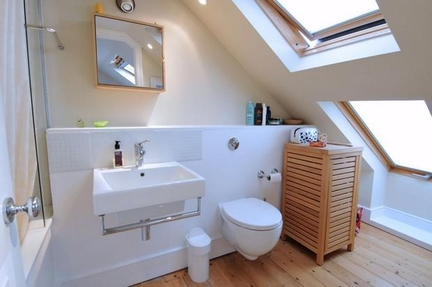 Loft conversion bathroom the new house ideas pinterest for Bathroom ideas loft conversion