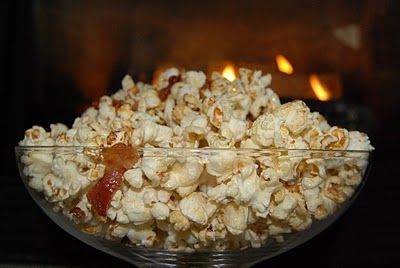 Maple Bacon Kettle Corn | Food for the fat kid in us all! | Pinterest