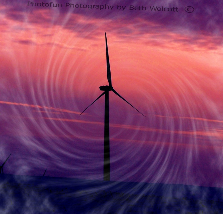 Iowa Wind Energy | Beautiful Photographs and places | Pinterest