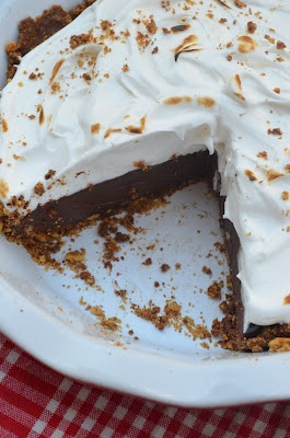 coffee s'mores pie. | amour fou(d) | Pinterest