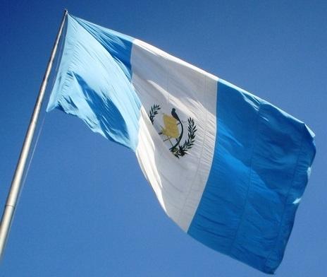 flag for guatemala