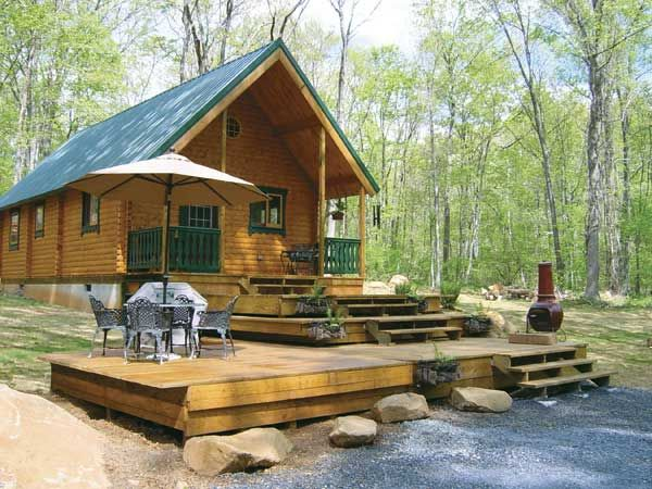 Cabins Under 800 Sq Ft Cottage Pinterest