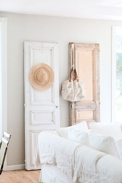 Light and airy.
