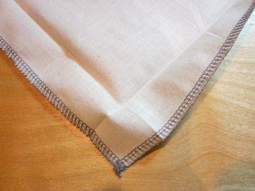 Curtains Ideas hem curtains : How to Sew a Corner (aka Mitered) Hem   Sew4Home