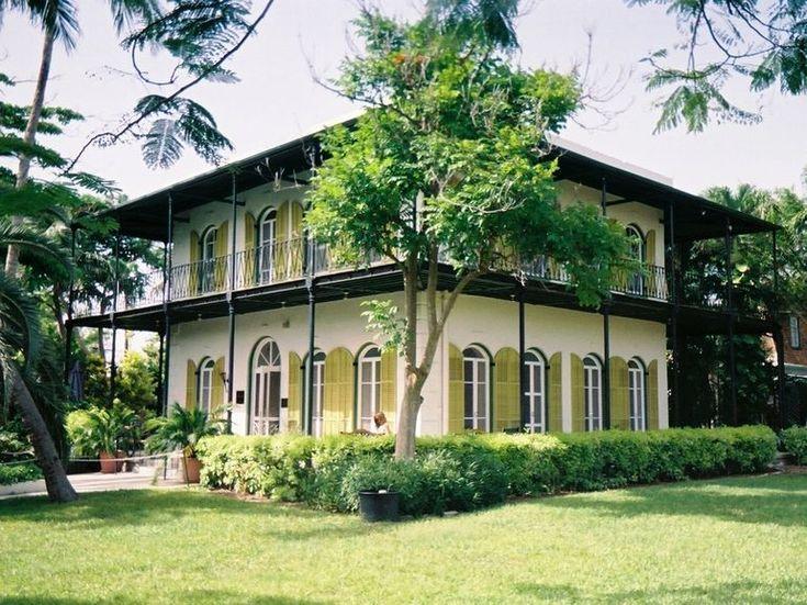 Hemingway House Key West Wanderlust Stuff Pinterest