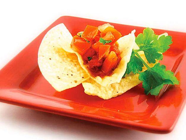 fire roasted tomato salsa | Ninja | Pinterest
