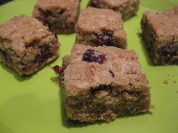 ... cranberry bar cookies recipe dishmaps cranberry oatmeal bars 100