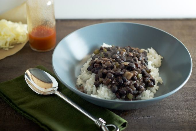 Perfect Black Beans and Rice | Recipes | Pinterest