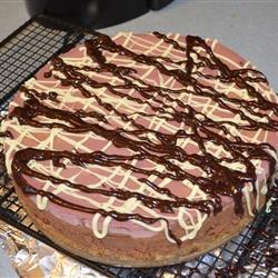 Ghirardelli Chocolate Raspberry Cheesecake Hearts Allrecipes.com