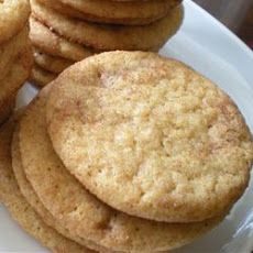 Cinnamon Sugar Cookies III Recipe